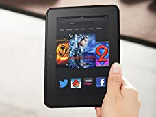 Free Voucher to Purchase a Certified Refurbished Kindle Fire HD 16GB (previous generation) at £65