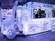 Cool Cocktails and Dining at ICEBAR LONDON