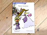 A Personalised Snowman Book and E-Story - A Great Gift for Christmas