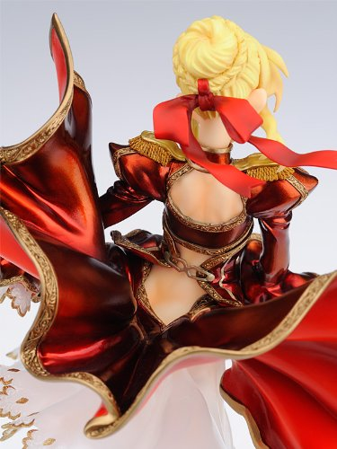 Fate/EXTRA セイバーエクストラ (1/8スケール PVC塗装済み完成品)
