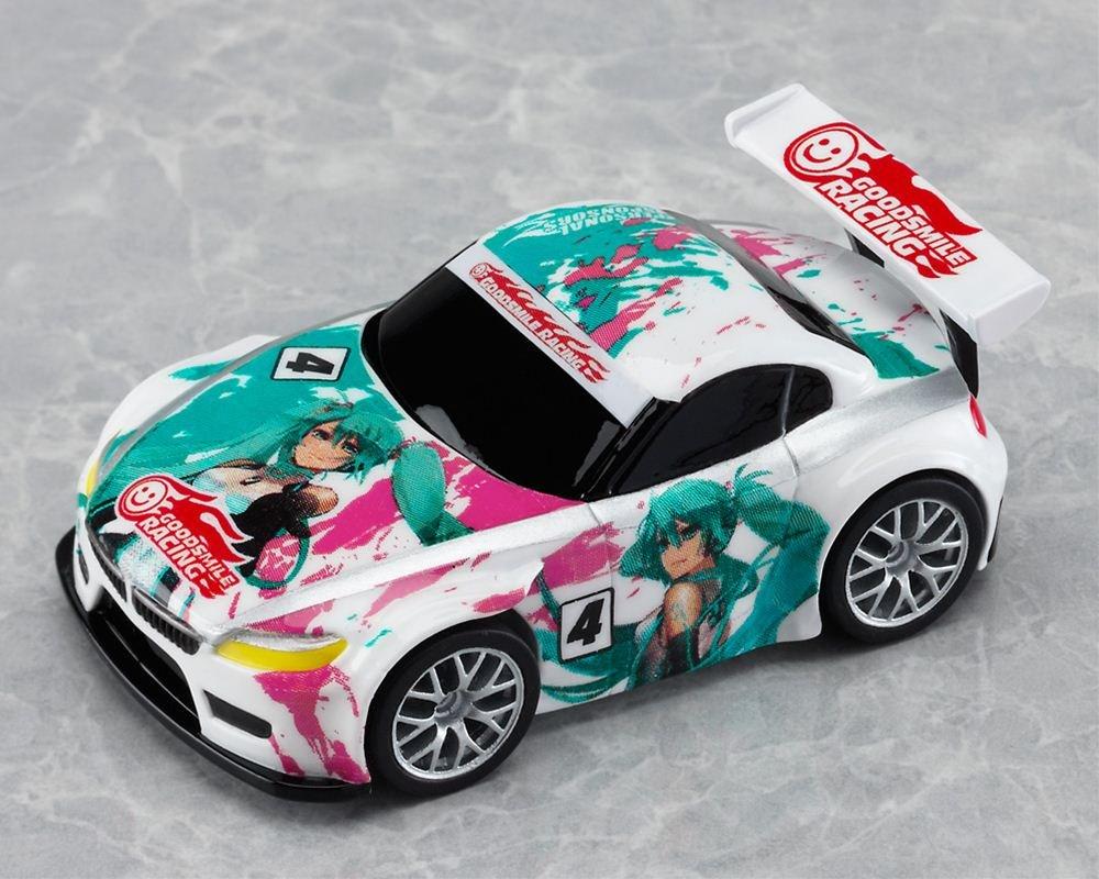 ねんどろいどぷち レーシングミクセット 2011ver. (ノンスケール ABS&PVC塗装済み可動フィギュア)