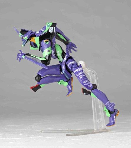 リボルテックヤマグチNO.100EX エヴァンゲリオン初号機 エヴァレーシング2012/エヴァンゲリオンRT初号機アップル紫電