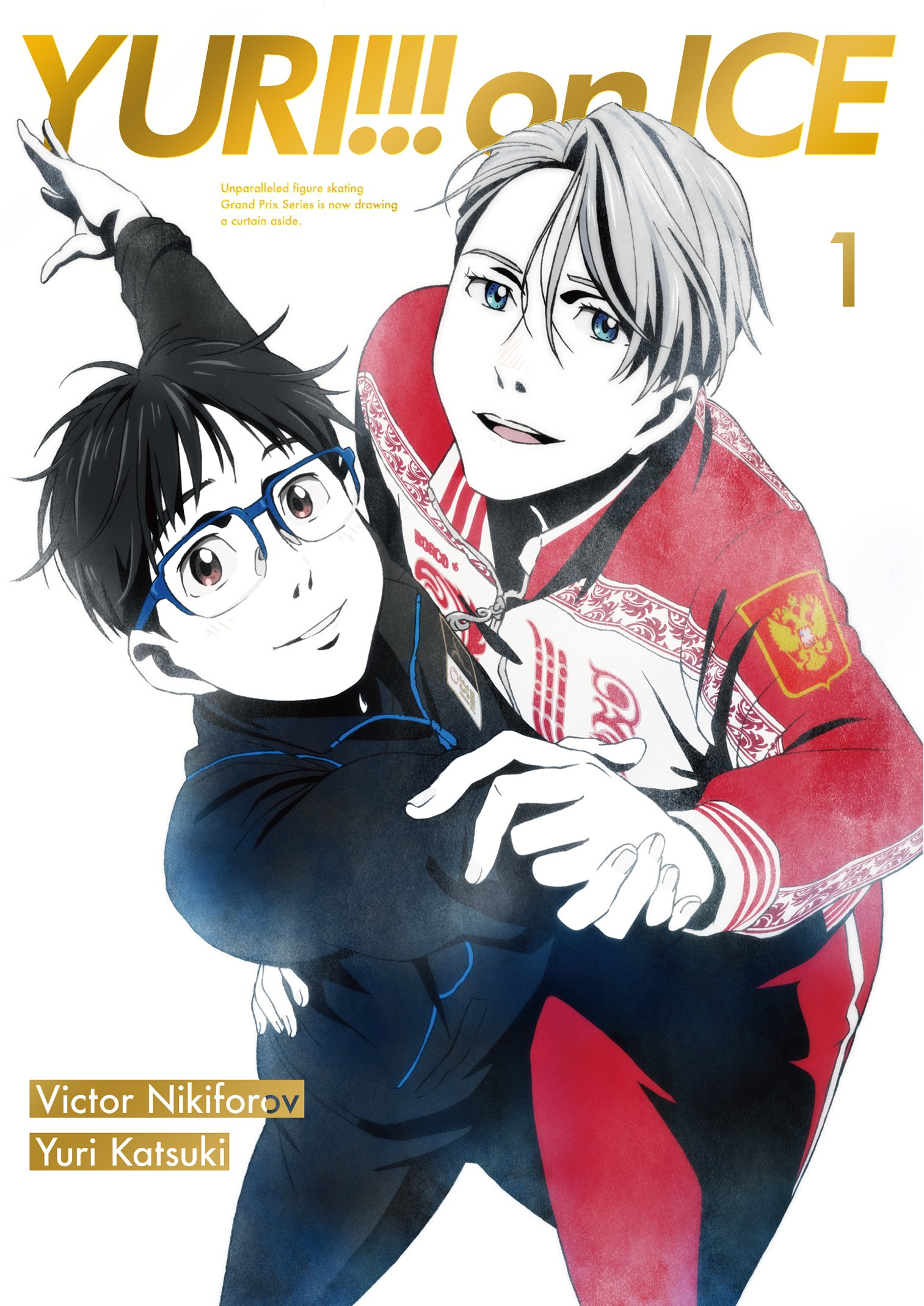 IncendiaryLemon's Anime Reviews: Yuri on Ice Review